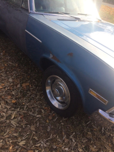 1972 Chevrolet Nova project car newer 350 crate engine 275hp