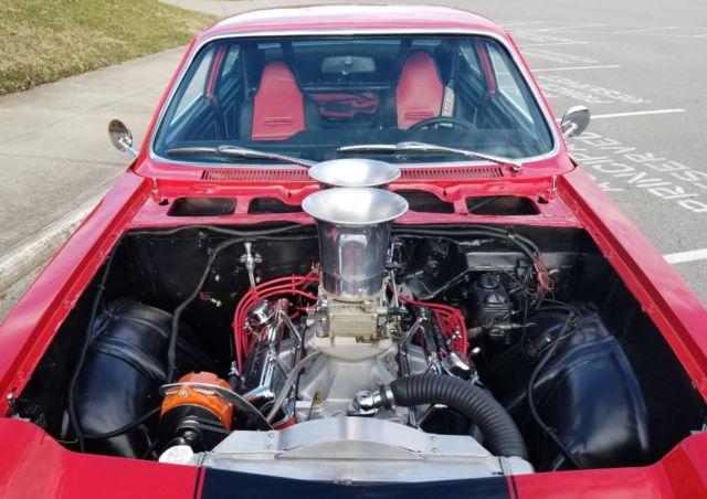 Tci Torque Converter >> 1972 Chevrolet Vega GT Pro Street - Classic 1972 Chevrolet Vega Hatchback for sale