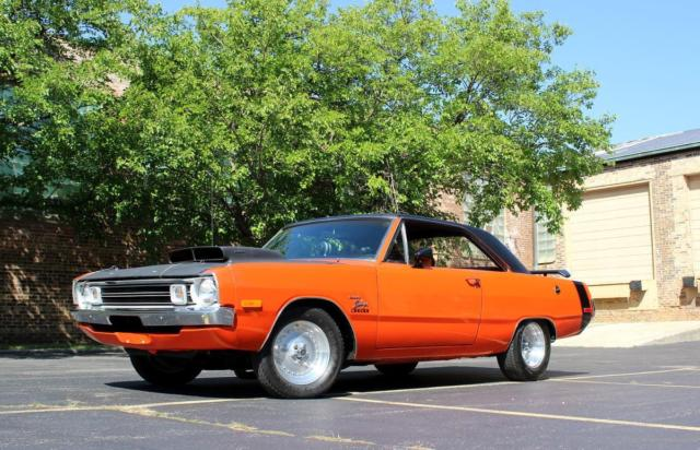 1972 Dodge Dart Swinger Pro Street, VIDEO - Classic 1972