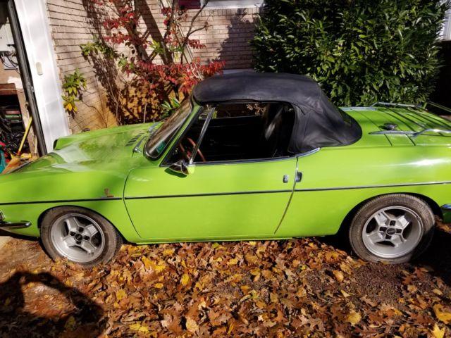 1972 Fiat 850 Bertone