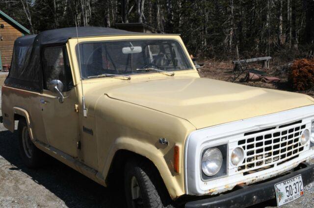 1972 Jeep Commando 304 V8, auto - Classic 1972 Jeep Commando