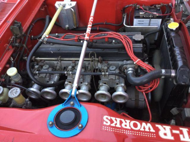 1972 Nissan Skyline GT-R HAKOSUKA - Classic 1972 Nissan GT-R