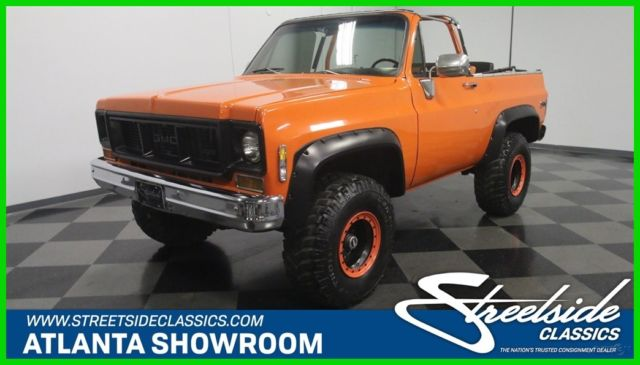 1973 4X4 Automatic - Classic 1973 GMC Jimmy for sale