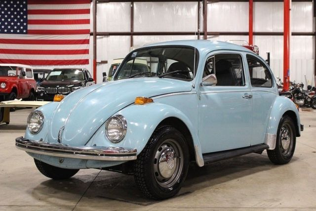1973 volkswagen beetle 9494 miles marina blue coupe 1600cc h4 4 rh mfpclassiccars com 1973 vw beetle repair manual pdf free 1973 vw beetle repair manual pdf