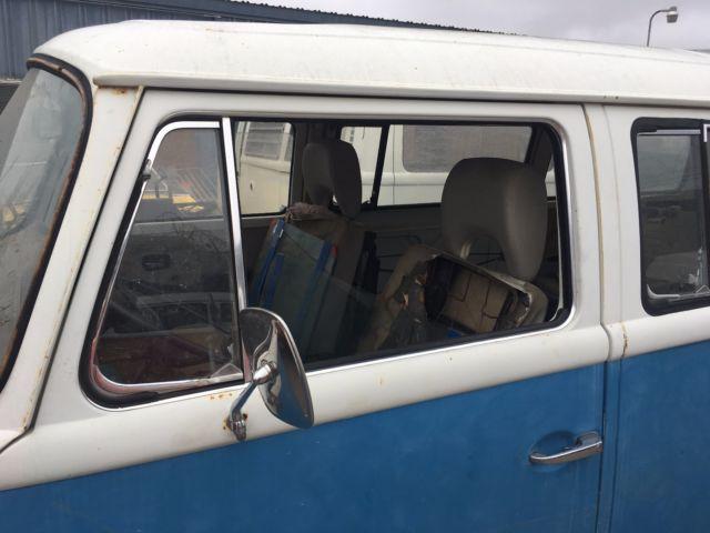 1973 VOLKSWAGEN VW ORIGINAL CONDITION NO ENGINE OR TRANS ...