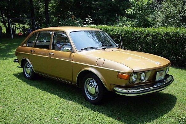 1973 VW type 4 fastback - Classic 1973 Volkswagen Other for sale