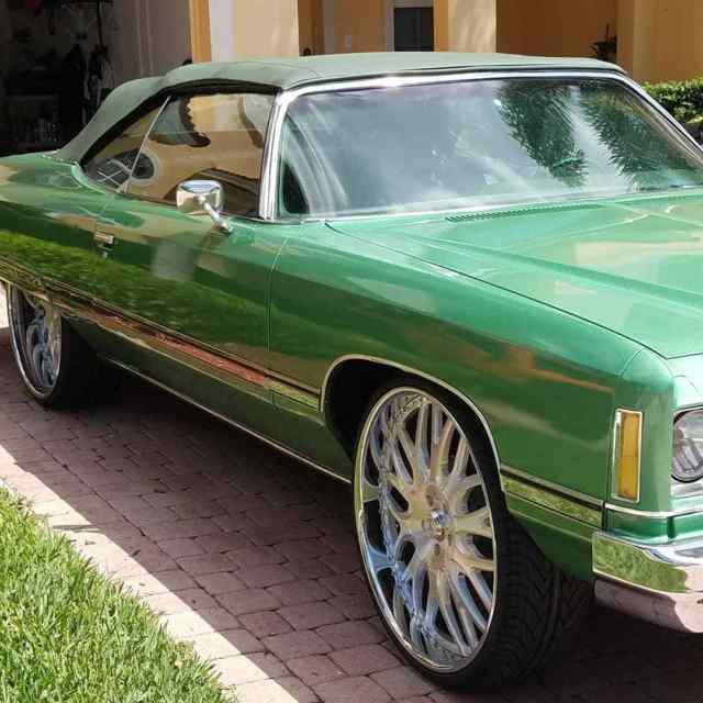 1974 Chevrolet Caprice CLASSIC*convertible*donk*antique