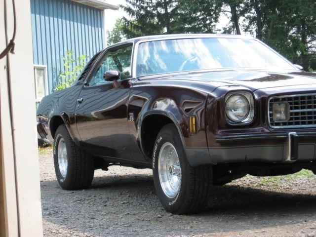 1974 Chevrolet Chevelle Laguna Type S-3 Coupe