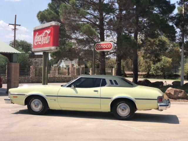 1974 Ford Torino Sport Elite -ORIGINAL MINT CONDITION