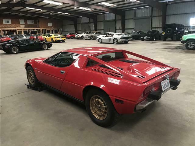 1974 Maserati Merak 24273 Miles Manual - Classic 1974 ...