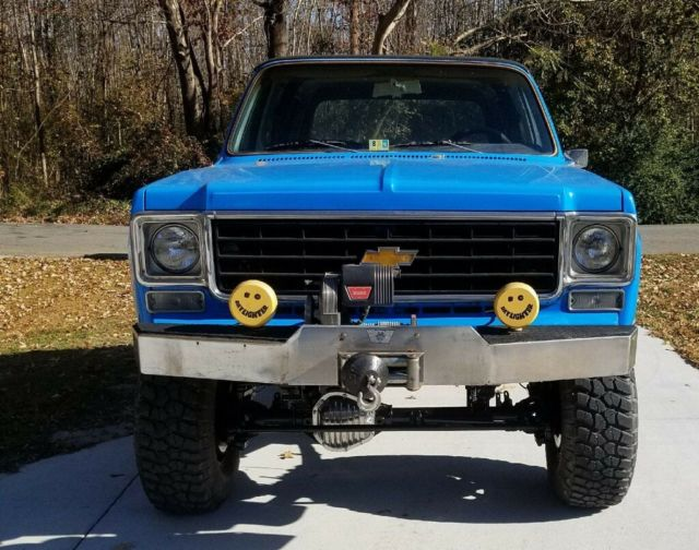 1975 blazer full convertable k5 1 ton 4x4 classic 1975 chevrolet 1975 blazer full convertable k5 1 ton 4x4 publicscrutiny Image collections