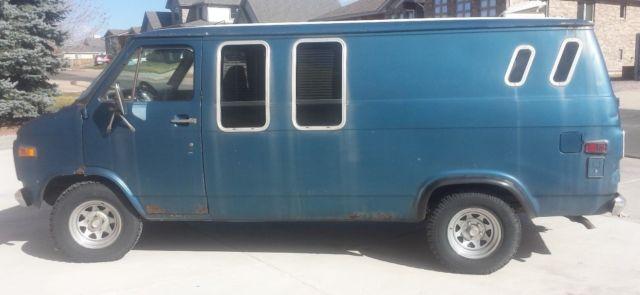 1975 Chevy Van - G20 3/4ton - Project Van or Chevy Parts