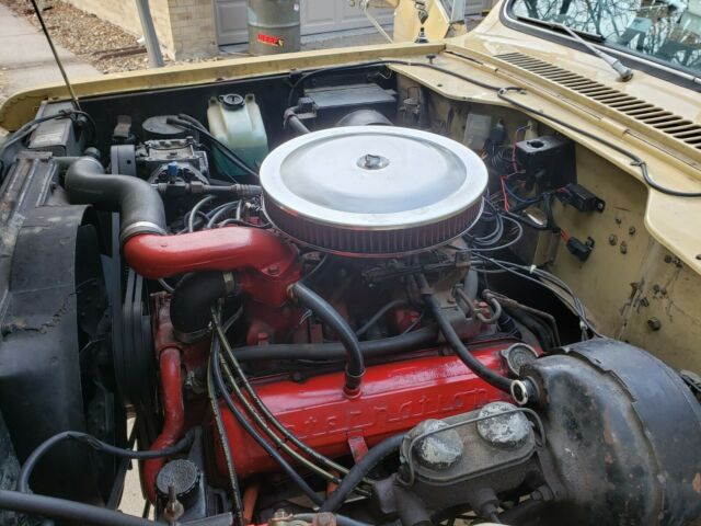 1975 International Scout II 345ci V8 Fuel Injected Automatic