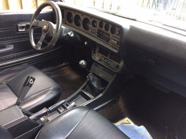 1975 Toyota Corolla SR5 2TG - Classic 1975 Toyota Corolla 2