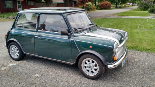 1976 Austin mini classic mini - Classic 1976 Mini Classic
