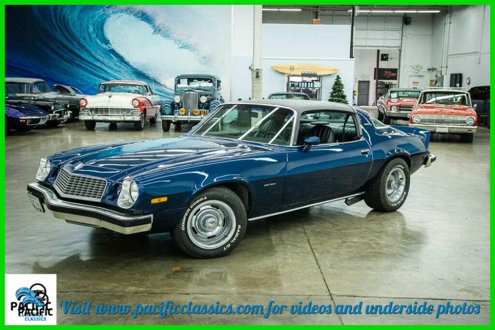 1976 Chevrolet Camaro - Classic 1976 Chevrolet Camaro for sale