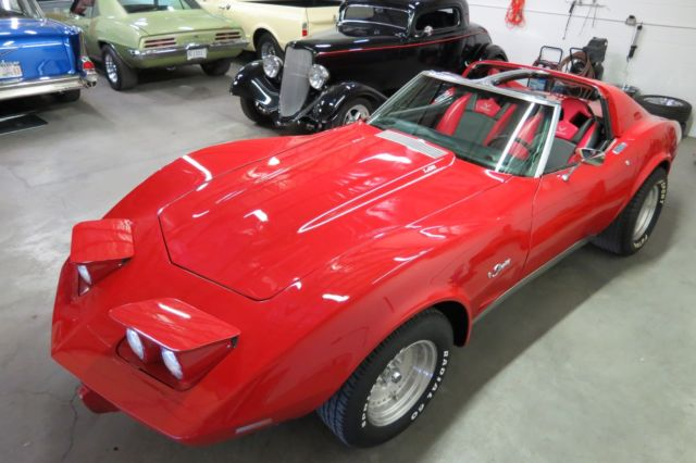 1976 chevrolet corvette stingray l82 4 speed 1970 corvette