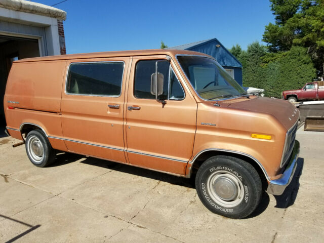 1976 ford e150 econoline van - Classic 1976 Ford E-150 for sale