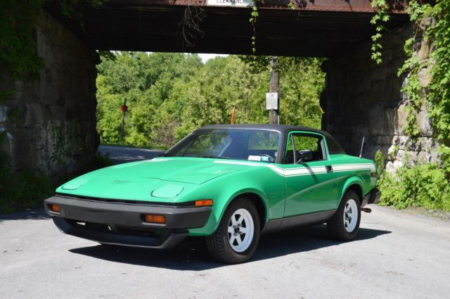 1976 Triumph Tr7 Victory Edition Classic 1976 Triumph Other For Sale