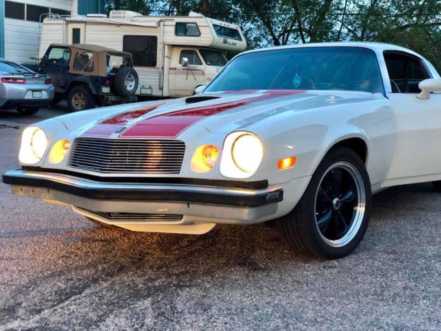 1977 Camaro Restoration - Classic 1977 Chevrolet Camaro for sale