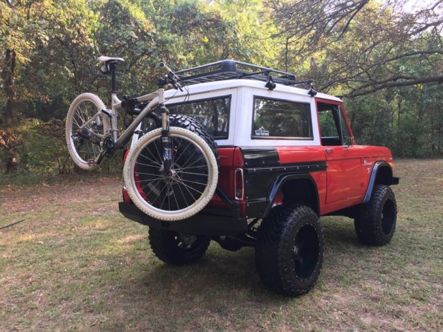 1977 Ford Early Bronco Restomod Restored - Classic 1977 ...