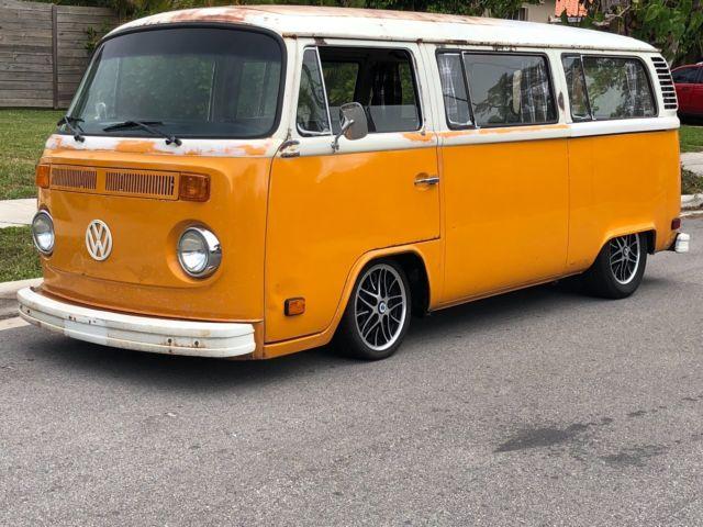 1977 vw bus classic 1977 volkswagen bus vanagon for sale
