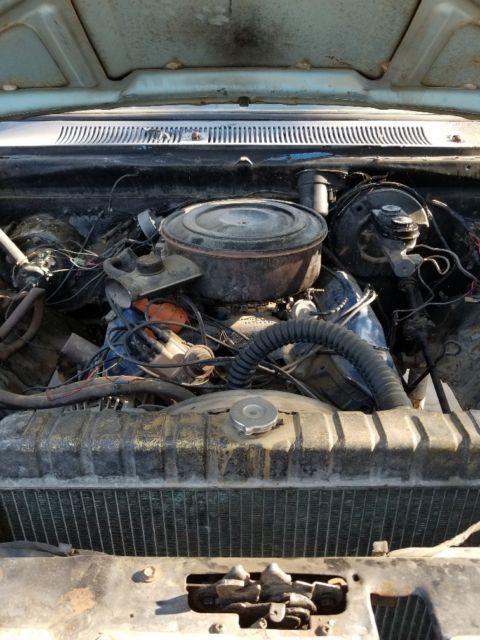 1978 Dodge Ramcharger 4x4 440 Classic 1978 Dodge
