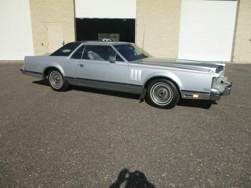 1978 Lincoln Continental - Classic 1978 Lincoln Continental