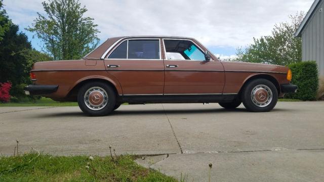 1978 mercedes 300d mpg
