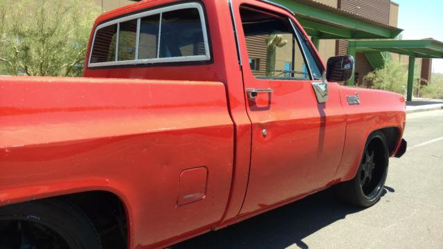 1979 c10 custom deluxe
