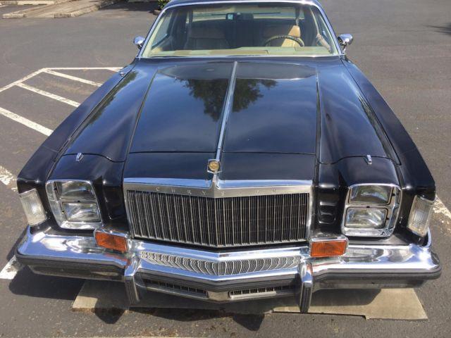 1979 Chrysler Cordoba!!! 360 V8, Loaded!!! A/C, Power Seats ... on