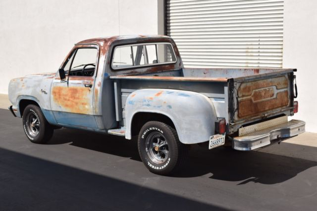 1979 Dodge D100 truck - Classic 1979 Dodge Other Pickups