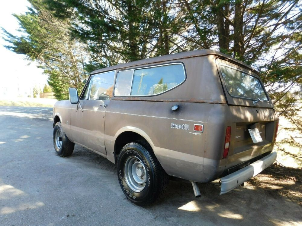 1979 International Harvester Scout II 4x4 - Classic 1979
