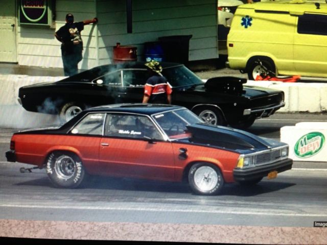 1980 chevy malibu pro street big block 598 ci twin turbo 8 second