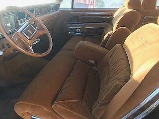 1980 Lincoln Continental Town Car Coupe Classic 1980 Lincoln