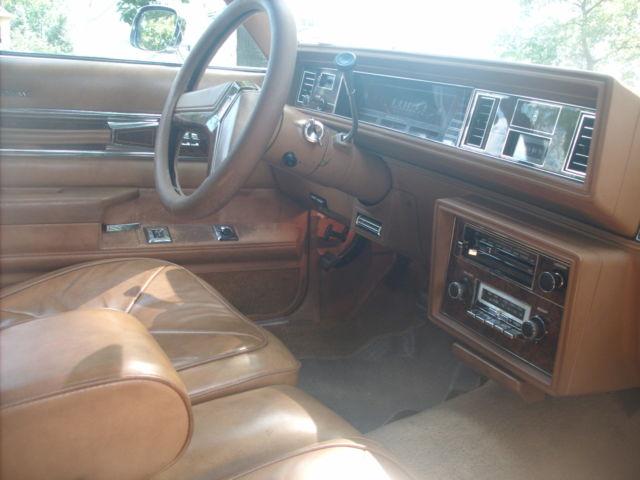 1980 Oldsmobile Cutlass Salon Brougham - Classic 1980