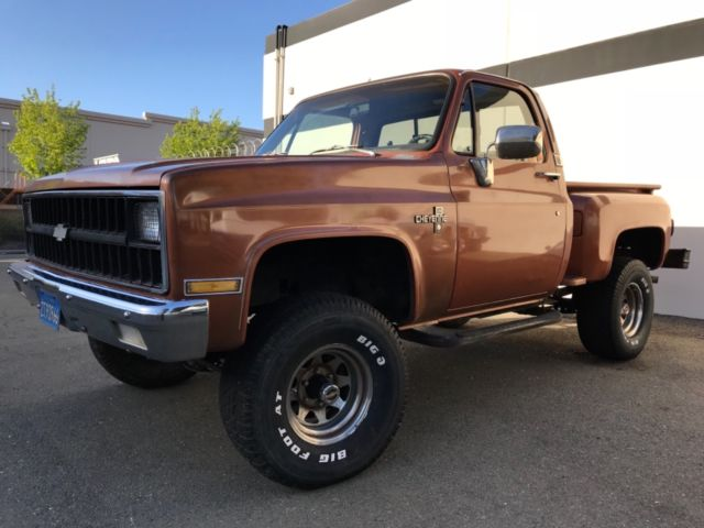 1981 chevy 4x4