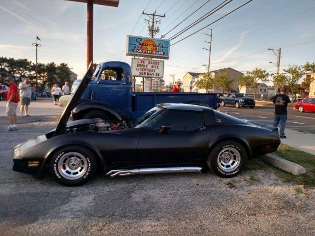 Corvette Custom C Fully Restored