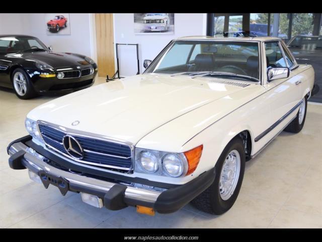 1981 Mercedes Benz 380 Class 380sl Automatic 2 Door