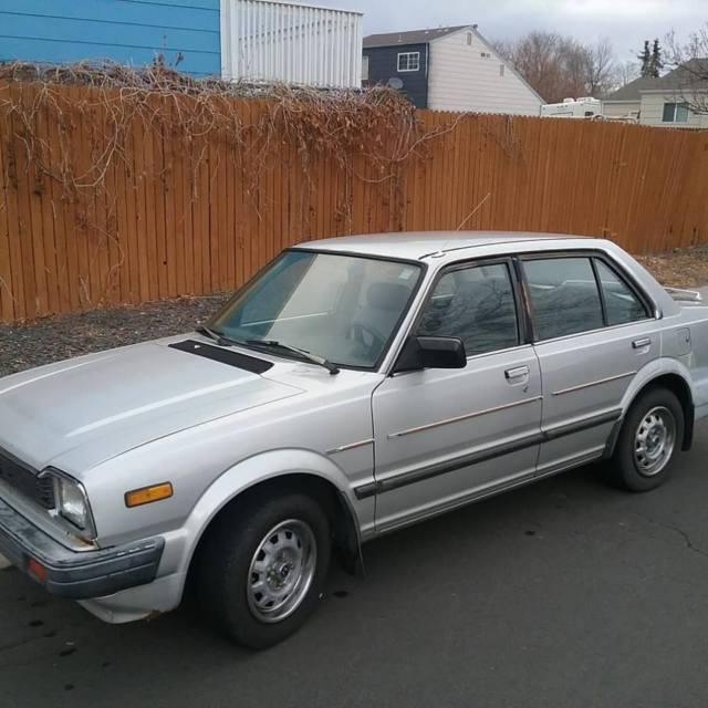 1982 Honda Civic Sedan - Classic 1982 Honda Civic