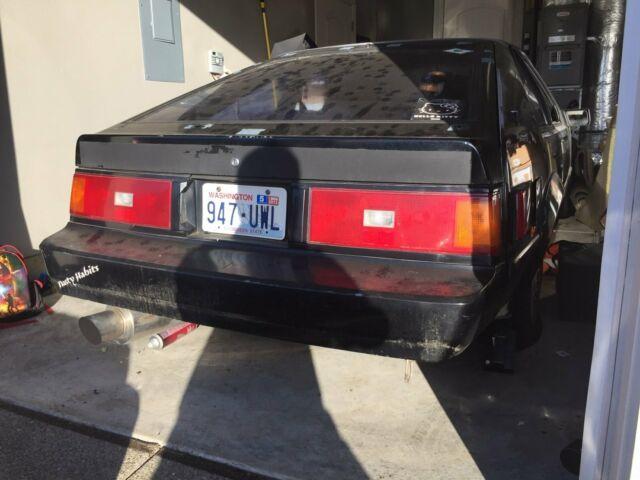 1983 Toyota Celica Supra TURBO + nitrous 430hp drift