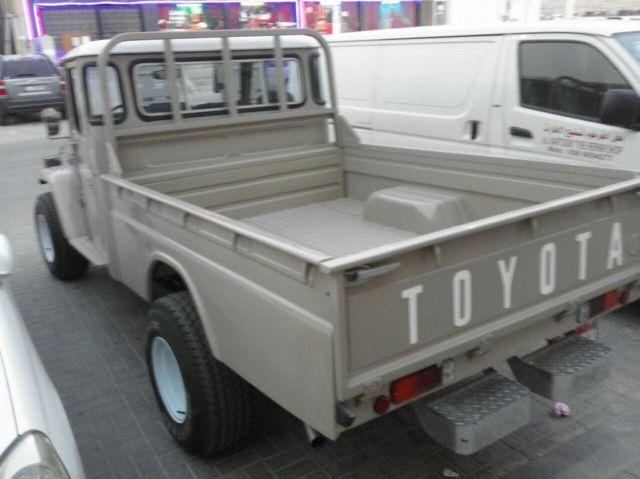 1983 TOYOTA Land Cruiser Pick Up Truck FJ45 - Classic 1983