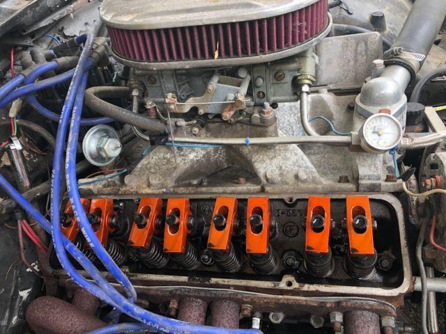 Ford stroker motors