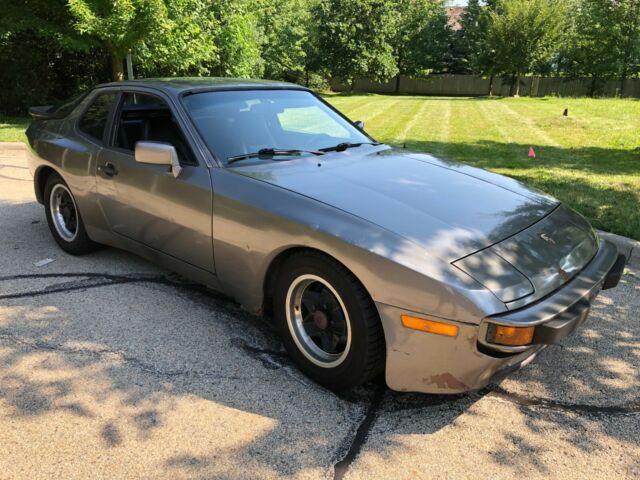 1984 porsche 944 Sport Seats LSD 5 Speed Well Maintained