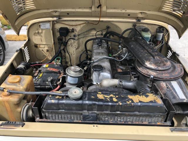 1984 TOYOTA LAND CRUISER FJ40 - Classic 1984 Toyota Land