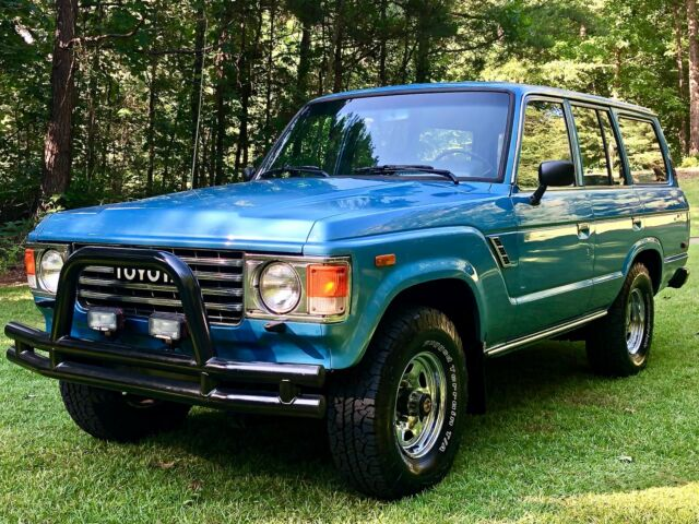 1984 Toyota Land Cruiser FJ60 EXCELLENT CONDITION No