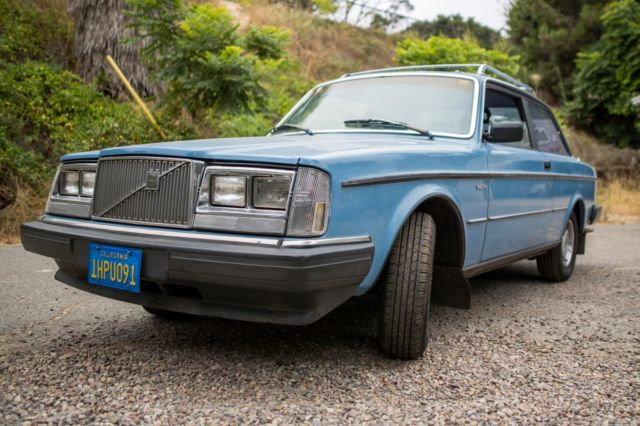 1984 Volvo 242 DL Daily Driver - Classic 1984 Volvo 240 for sale