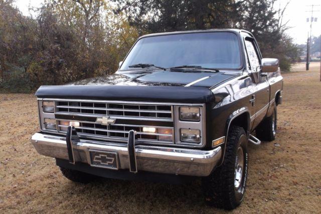 1985 Chevrolet Silverado 4x4 Short Bed !! - Classic 1985