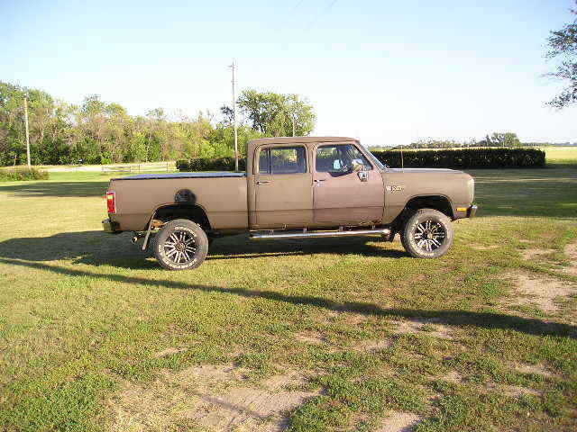 1985 dodge crew cab w350 short box power ram classic 1985 dodge other pickups crew cab for sale. Black Bedroom Furniture Sets. Home Design Ideas