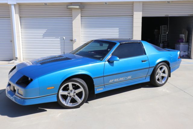 1985 iroc z28 classic 1985 chevrolet camaro for sale. Black Bedroom Furniture Sets. Home Design Ideas
